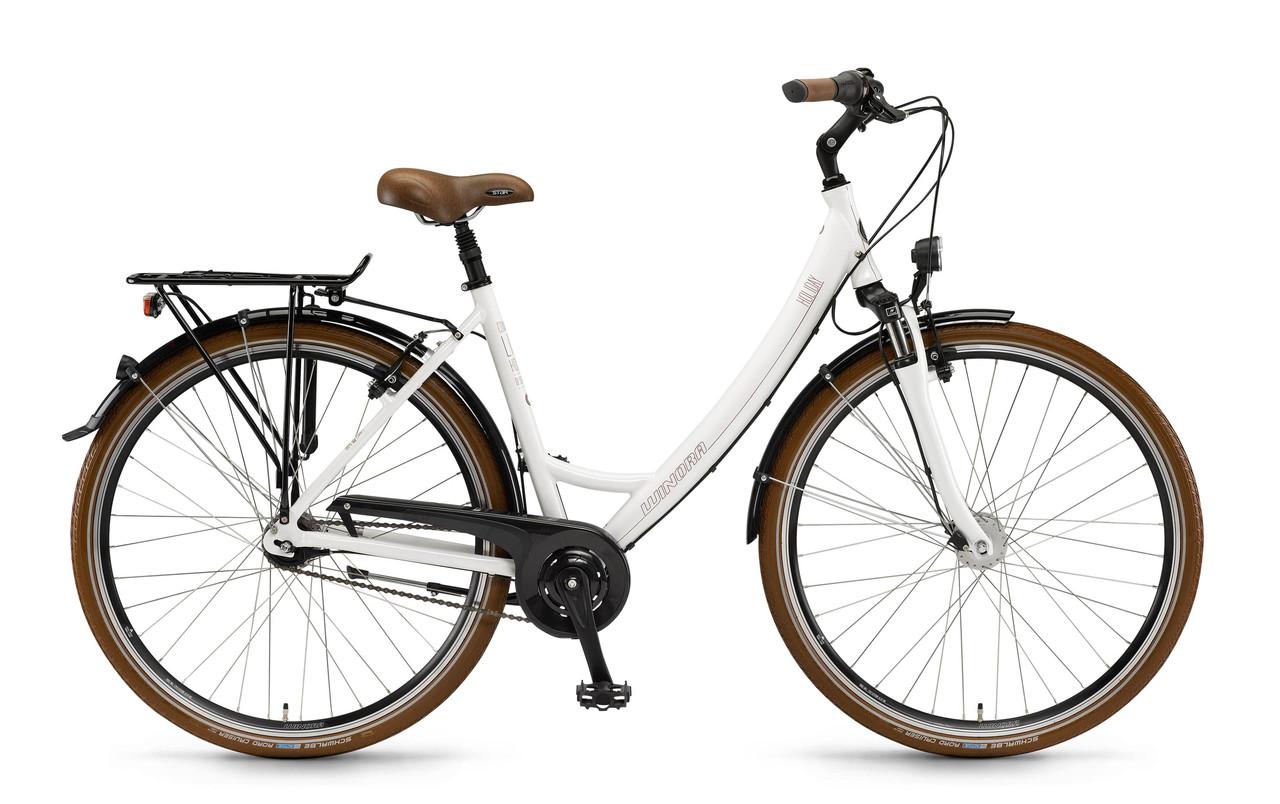 "Городской велосипед Winora Holiday 28"", рама 45см, 2016 (ST)"