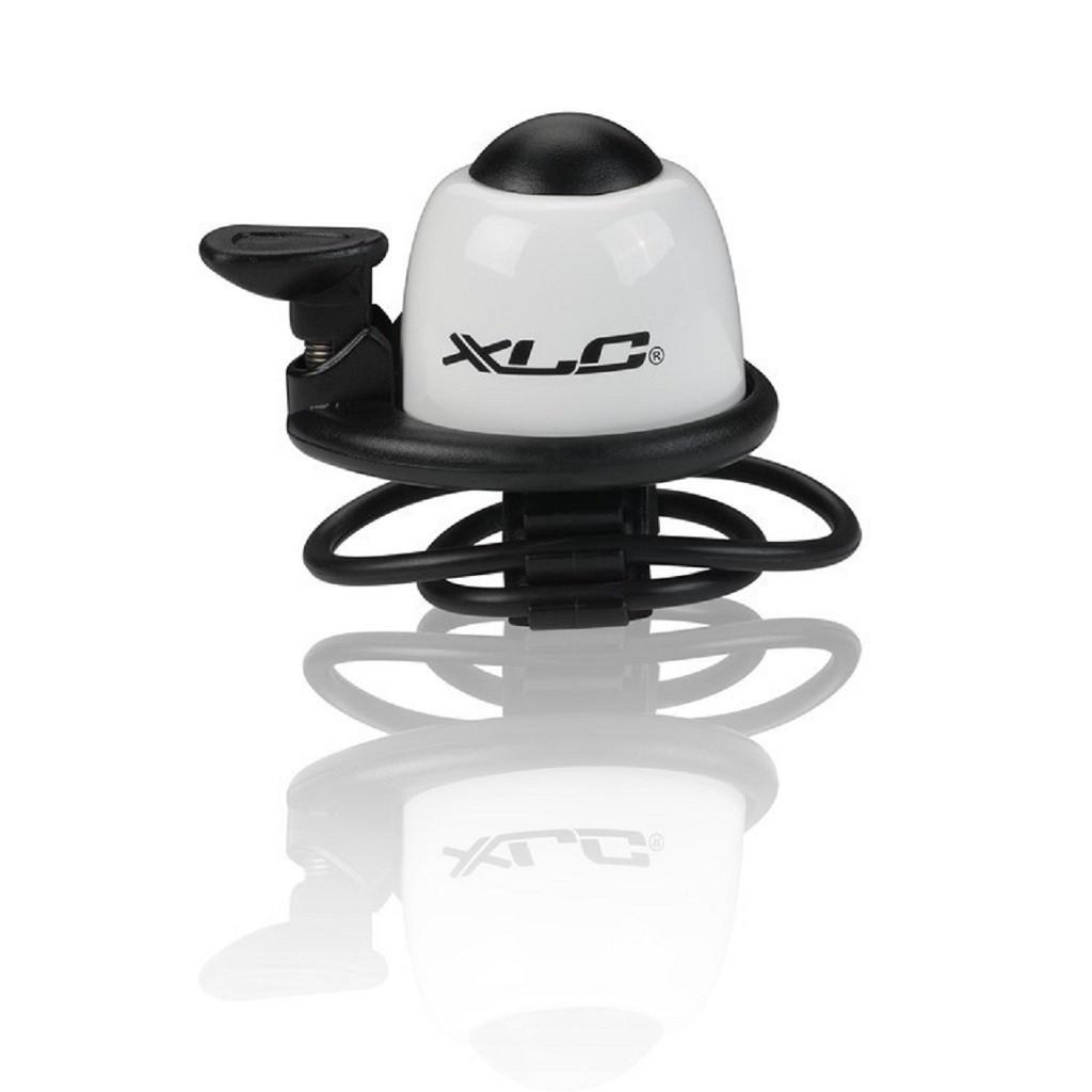 Звонок велосипедный XLC DD-M07, белый (ST)
