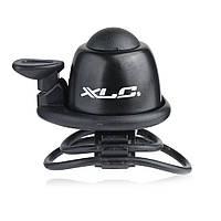 Звонок велосипедный XLC DD-M07, черный (ST)
