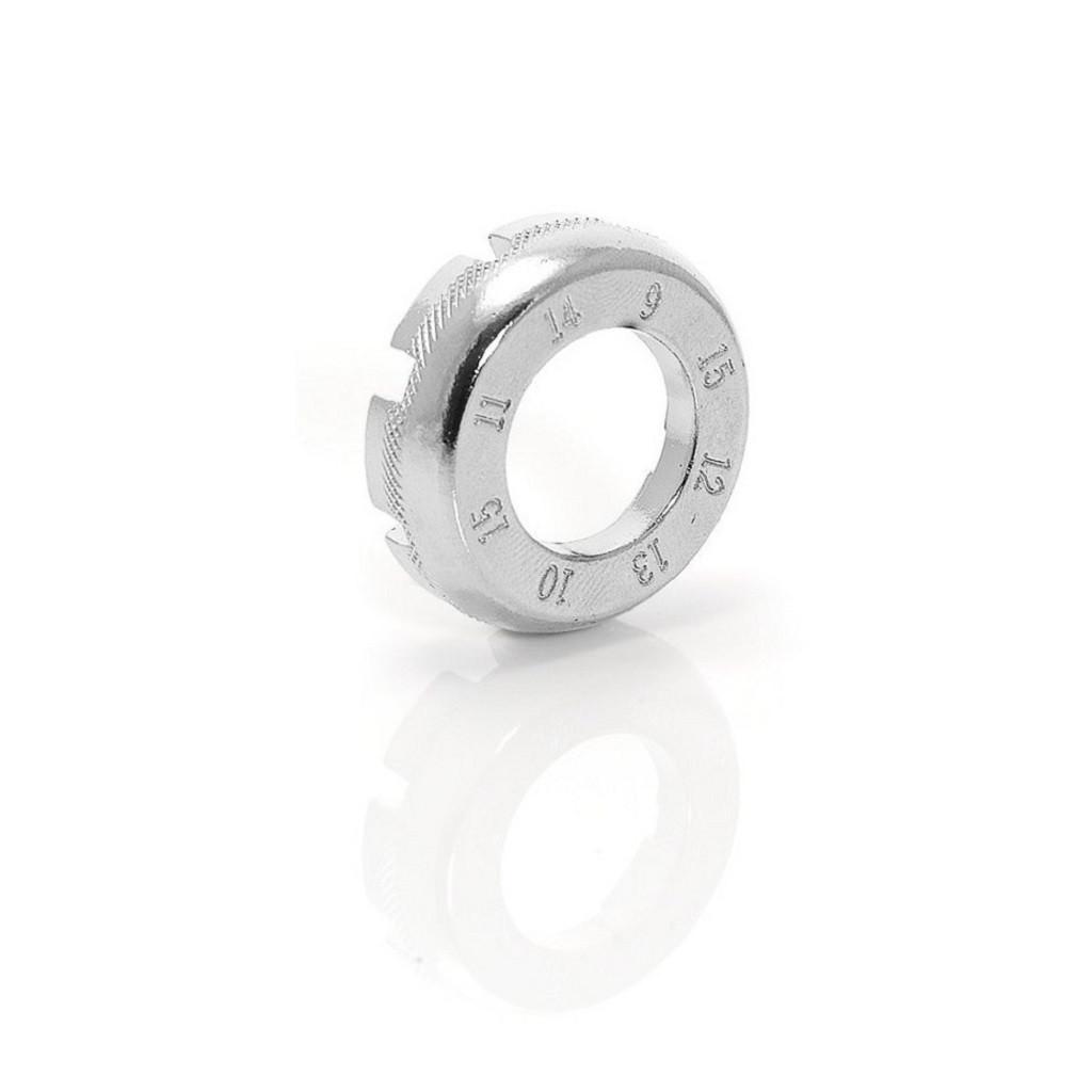 Ключ для спиц XLC TO-ND01, серебристый (ST)