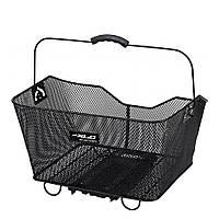 Корзина на багажник XLC BA-B04, 415x324x215мм (ST)