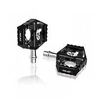 Педали контактные XLC PD-S14, 340 гр, черные, MTB (ST)
