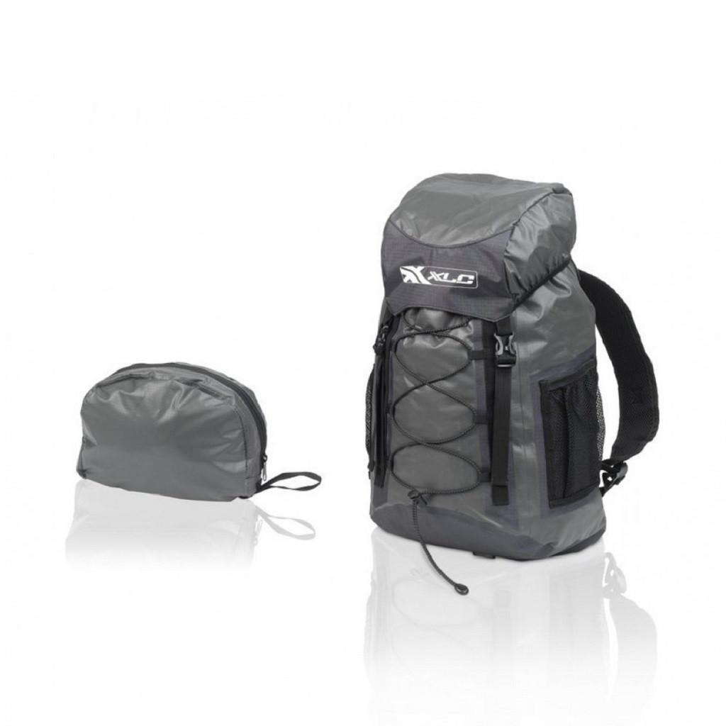 Рюкзак XLC BA-W23, черно-серый, 22л, 80x40x30 (ST)
