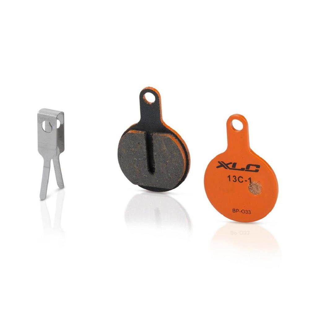Тормозные колодки дисковые XLC BP-O33, Tektro Lyra (ST)