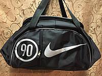 Сумка спортивная nike черный(только оптом)женские сумка/спорт сумки/Женская спортивная сумка, фото 1