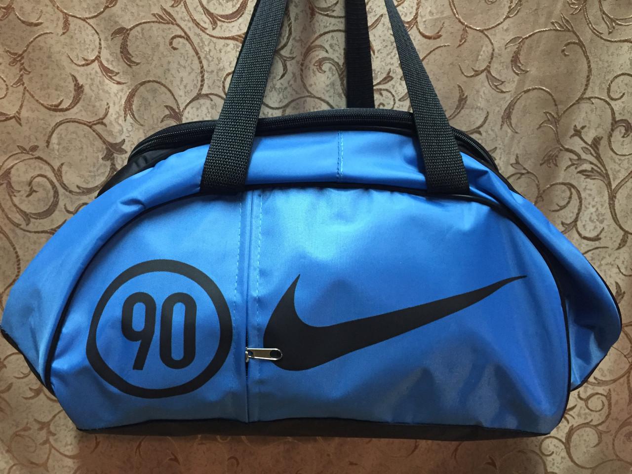 Сумка спортивная nike(только оптом)женские сумка/спорт сумки/Женская спортивная сумка