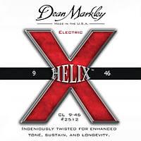 Струны Dean Markley 2512 Helix HD Сustom Light 9-46