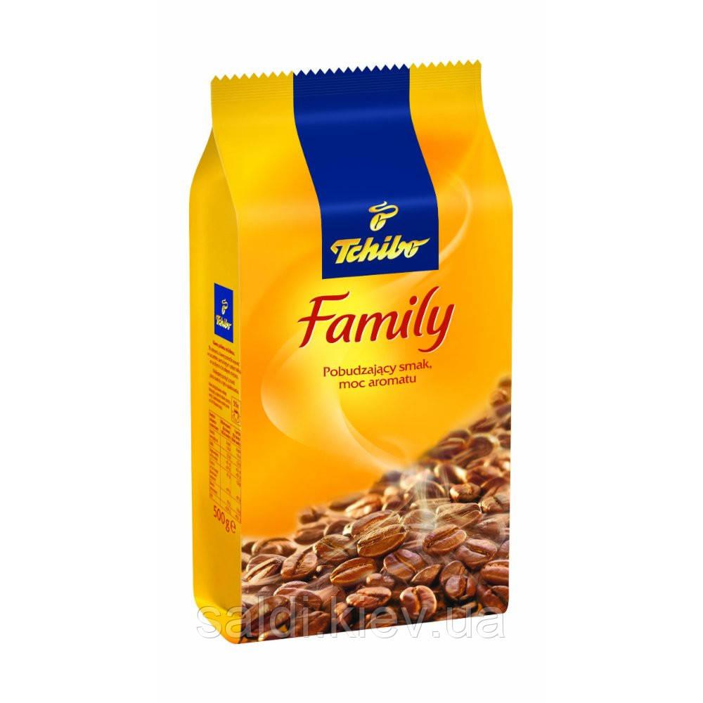 Кофе Tchibo Family Киев 450 Г
