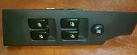 Кнопки электростеклоподъемника  Aveo |||, «GM» Корея (96652180) 4-е двери с блоком