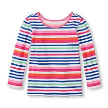 Реглан/футболка для дівчинки 5Т