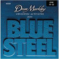 Струны Dean Markley 2558 Blue Steel LTHB 10-52