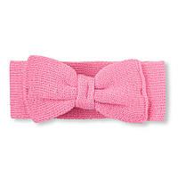 Тёплая повязка для девочек