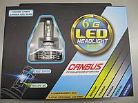 Светодиодные автомобильные лампы  шестого поколения G6 ― HB4(9006) Canbus CREE XHP50 ― с обманкой , фото 1