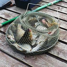 Садки рыболовные