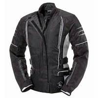 Fastway Touring II Ladies Jacket Black/Grey Sz.XS=36 Мотокуртка текстильная женская, фото 1