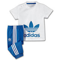 Спортивный костюм летний Adidas