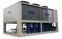 Машины воздушные холодильные для охлаждения жидкости