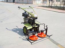 Косилка для мотоблока роторная, (для редукторного привода), фото 3