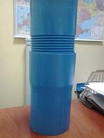 Обсадная труба нПВХ для скважин aquapipe d=125мм * 5,5мм