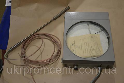 Термометр самопишущий капиллярный ТГС-711, ТГС-712