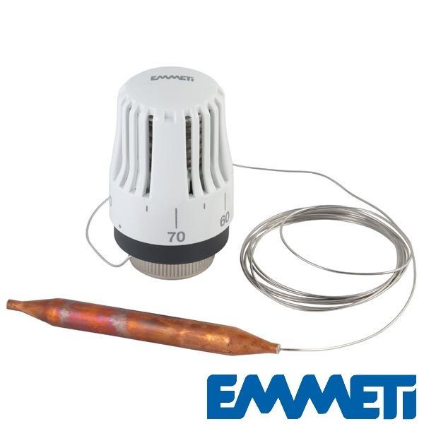 Термоголовка с выносным датчиком EMMETI Италия
