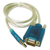 Переходник адаптер кабель USB RS232 DB9 COM