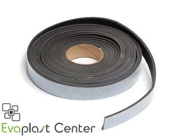 Уплотнительная тепло-звукоизоляционная лента slim, 13мм/4мм