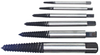 Набор правых сверл для выкручивания шпилек (6шт)    AmPro