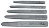 Набор кернов для кернения шпилек (5шт)    AmPro