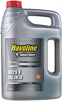 Texaco Havoline Ultra V 5W-30, 5л