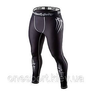 Компрессионная штаны PERESVIT Blade Compression Pants XL чёрный + сертификат на 50 грн в подарок (код 179-122503)