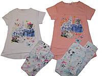 Комплект-двойка для девочки, размеры  122/128, Emma girl, арт. 7733