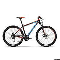 Велосипед Haibike Edition 7.30, 2015, 45 см, черный