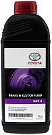 Toyota Brake Fluid DOT 4, 1л.