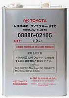 Toyota CVT Fluid, 4л.