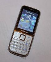 Мобильный телефон Nokia C2 White Копия 890 мАч