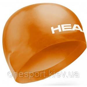 Шапочка для плавания HEAD 3D Racing p. L оранжевый (код 213-126267)