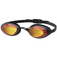 Очки для плавания HEAD Stealth LSR красные зеркальное покрытие (код 213-126361)