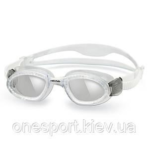 Очки для плавания HEAD Superflex + дымчатые стандартное покрытие (код 213-126368)