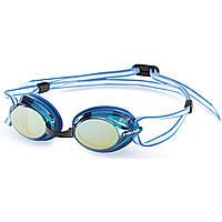Очки для плавания HEAD Venom синие зеркальное покрытие (код 213-126419)