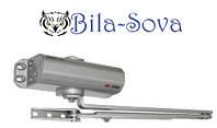Доводчик двери CISA 1.60450.04.0.(45; 88; 97),  до 80 кг, Италия