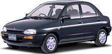 Фаркопы на Mazda 121 (1996-2001)