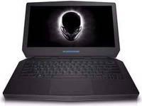 Ноутбук DELL ALIENWARE 13 (ANW13-7276SLV) (i7-5500U / 16GB RAM / 256GB SSD / GTX960)