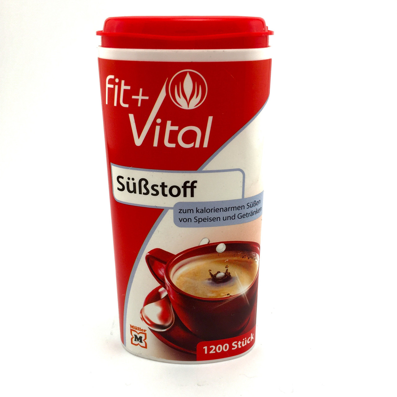 Fit Vital заменитель сахара Susstoff Германия 1200шт