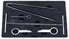 Набор приспособлений для демонтажа/монтажа аудиоаппаратуры  автомобилей    AmPro