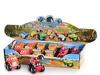 Детская машинка Спецтехника 6326 маленький гонщик