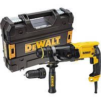 Перфоратор DeWALT D 25144 K SDS-Plus+БЗП (900Вт; 3,2Дж; 3-х реж.;+кейс)