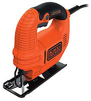 Лобзик Black&Decker KS501 (400Вт; пропил до 65мм, 1 пилка)