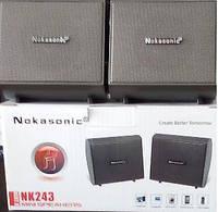 Колонки компьютерные Nokasonic NK-243