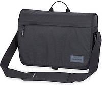 Деловая мужская сумка с отделением для ноутбука Dakine 8130003 HUDSON 20L 2014 black, 610934783612
